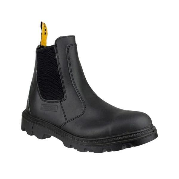 Amblers Safety FS129 Dealers Safety Black